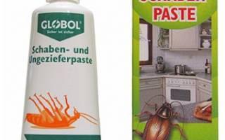 Гель глобал от тараканов
