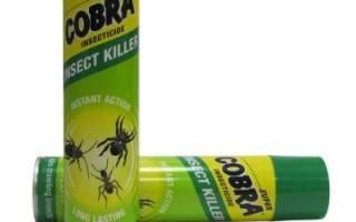 Средство от тараканов кобра